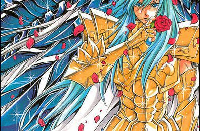 Saint Seiya - The Lost Canvas (tome 3)