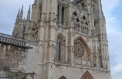 Notre chemin de Saint Jacques, édition 2009, visite de Burgos.