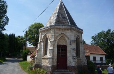 Argoules, les Jardins et l'Abbaye de Valloires.