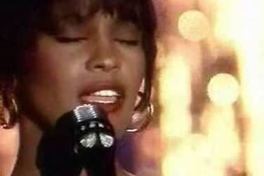 Regardez Whitney Houston : I Will Always Love You