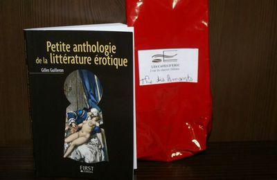 Petite anthologie de la littérature érotique */Gilles Guilleron