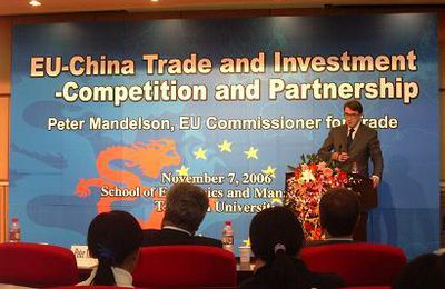 EU-China Trade and Investment