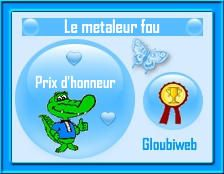 Awards - Gloubi Web - HONNEUR