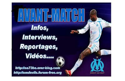 AVANT-MATCH : NANCY/OM 37ème Journée ligue1 2008/2009