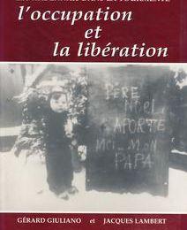 Petite bibliographie de la Résistance et de l'Occupation dans les Ardennes, de la Libération à l'année 2000 (1994)