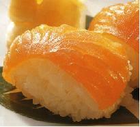 Nigiris (au saumon)
