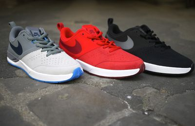 Nike SB BA Project & Paul Rodriguez 7