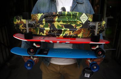 Penny Skateboards new colorways