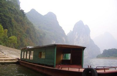Guilin et Yangshuo, la suite