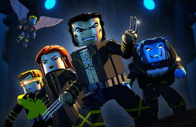 Animation - X-men Dark Tide