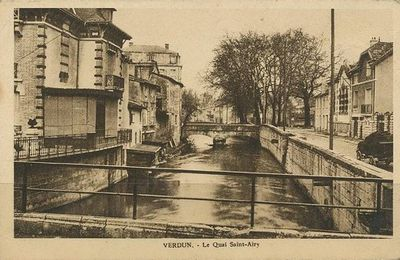 Le canal St-Airy