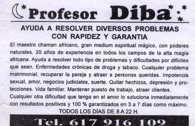 Profesor Diba
