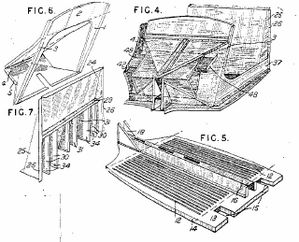 Le brevet déposé par JULIEN