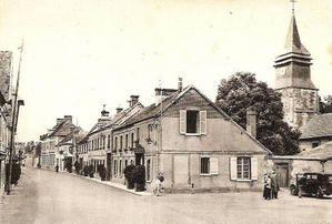 La Croix-Saint-Leufroy et la Bataille de l'Eure