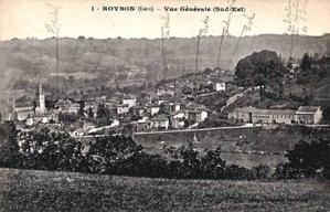 Roybon en Isère