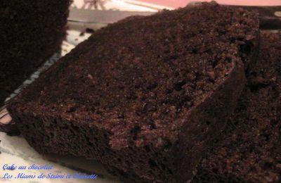Cake au chocolat ! LA recette !