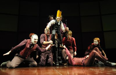 Fantastique Puppentheater de Magdeburg !