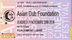 Asian Dub Foundation à la Nef