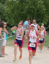 Triathlon de Villeneuve Sur Lot