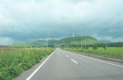 Ca roule à Hokkaido