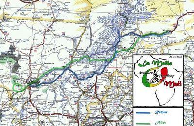 Itinéraire 2008