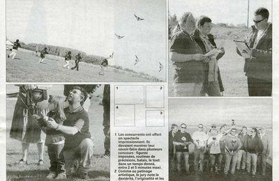 Article de la Voix du Nord du mardi 16 octobre 2007