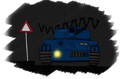 Bon ben tank...