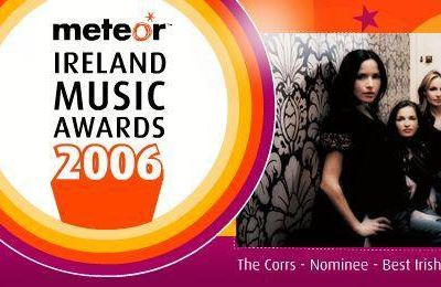 Votons! Meteor Ireland Music Awards 2006