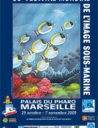 Festival mondial de l'image sous-marine à Marseille le 29 octobre