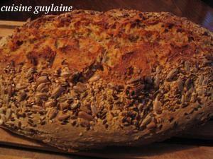 Recette du pain et de son levain