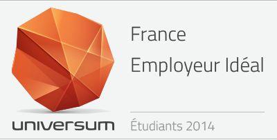 À quels employeurs nos étudiants français rêvent-ils en 2014 ? – Classements Universum