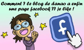 Une page Facebook pour le blog : naaaan ?? si.