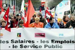 Mardi 17 juin : nouvelles manifestations pour la Fonction Publique