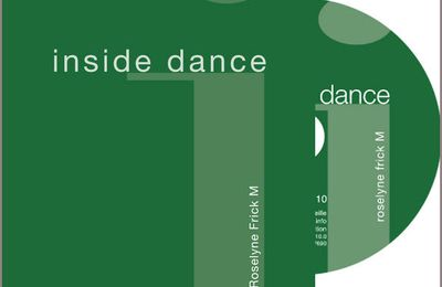 DVD # 10 inside dance