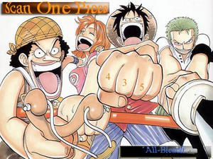 Scan // One Piece