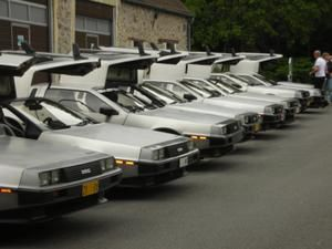 DeLorean Europe Classic
