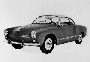 "Karmann-Ghia "" type 143 """