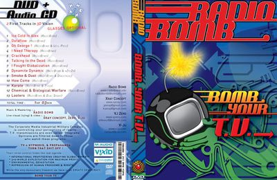 RADIO BOMB - BOMB Your TV DVD audiovisuel