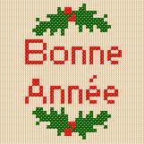 49ème photo-abc coeur de noel- Nicole K
