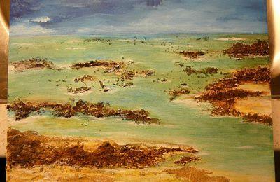 2ème acrylique (marée basse)