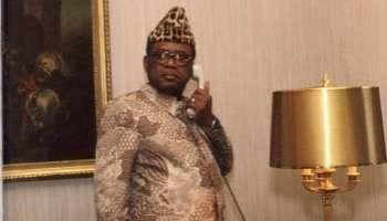 Géopolitique : Giscard et Mobutu vus par les Américains