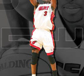 Il n'y a pas de secret !!! The D-Wade's shooting program