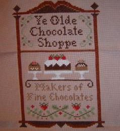 LHN chocolate shoppe