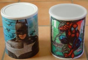 Batman et Spiderman