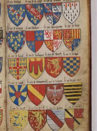 Blasons à Carthage 1400