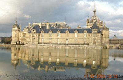 Bretagne, archives au Musée Condé à Chantilly-