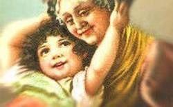 Fêtes des grands-mères, souvenirs...