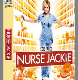 La saison 4 de Nurse Jackie disponible en dvd !