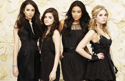 La saison 1 de Pretty Little Liars disponible en dvd