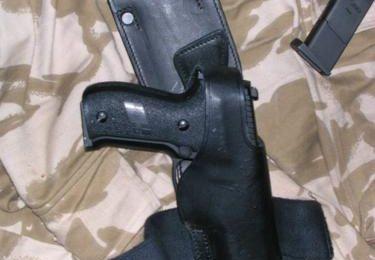 Sig Sauer P226 SAS